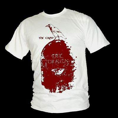 The Crow Eric Dravens Pierre Tombale - Brandon Lee Film The Crow T-Shirt Hommes