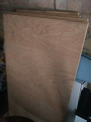 Plywood 18mm 4ft x 2ft