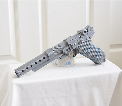 Star Wars Jyn Erso Blaster Rogue One High End Fully Assembled 3D Printed