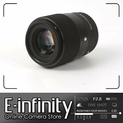 NEW Sigma 30mm f/1.4 DC DN Contemporary Lens for Sony E Mount