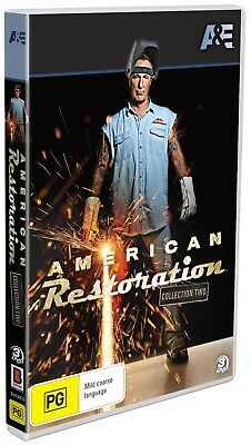 American Restoration: Collection 2  DVD $13.99