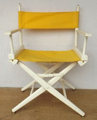 Old Theatre/Folding Chair/Director's Chair 60/70er Vintage Rockabilly Chair nr.4