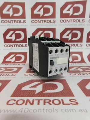 Siemens 3TF40-22-0X-110 Contactor 110V COIL - Used