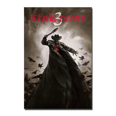 """Jeepers Creepers 3 Hot Movie Poster 13x20"""" 20x30"""" 24x36"""" Art Print #2"""