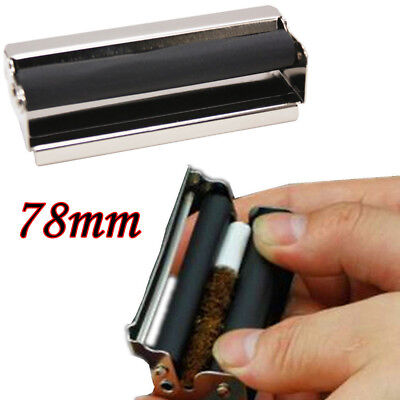Joint Roller Machine Size 78mm Blunt Fast Cigar Rolling Cigarette Weed Raw Black