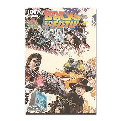 "Back To The Future Movie Poster 13x20"" 20x30"" 24x36"" Art Print #2"