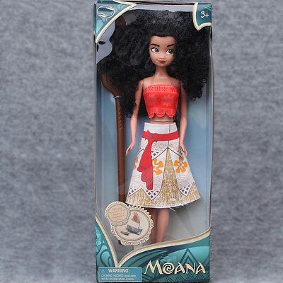 Disney Moana Classic Doll 11 Inch Character Collectible Pretend Play Movie Doll