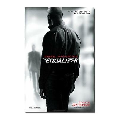 "The Equalizer 2 Hot Movie Poster 13x20/"" 20x30/"" 24x36/"" Art Print"