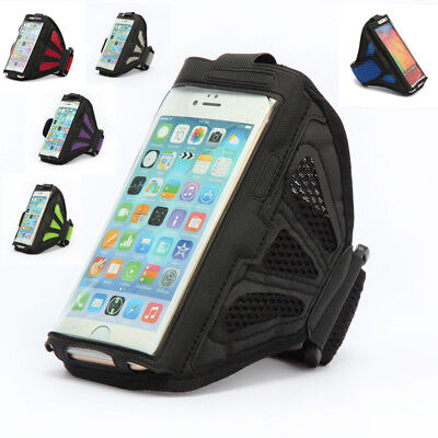 Sports Armband Running Jogging Case Workout Arm Band Holder For iPhone 6 s PLUS