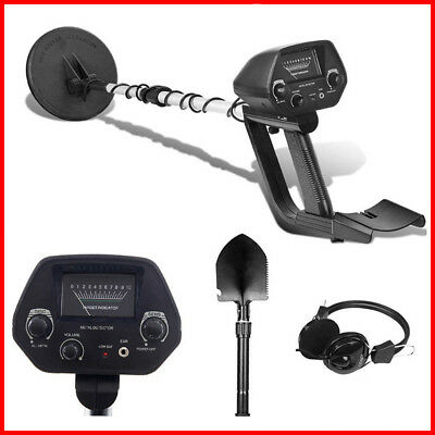 Search Coil with Shovel Metal Detector for Security Treasure Hunting Waterproof