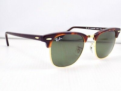 44d8bc92e5 ... italy ray ban clubmaster rb3016 w0366 49mm lens case 45b27 003e3