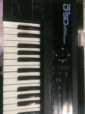 ROLAND D50 - Vintage Synth
