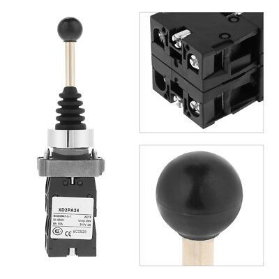 XD2PA24CR 4 Position Joystick controllers Spring Return Joystick Switch wt