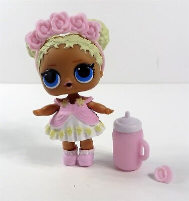 LOL Surprise Dolls Series 3 Flower Child Opened