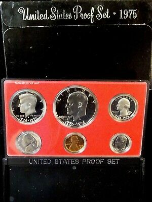 "1975 ""S"" US Proof Mint Set East Coast Coin & Collectbales, Inc."
