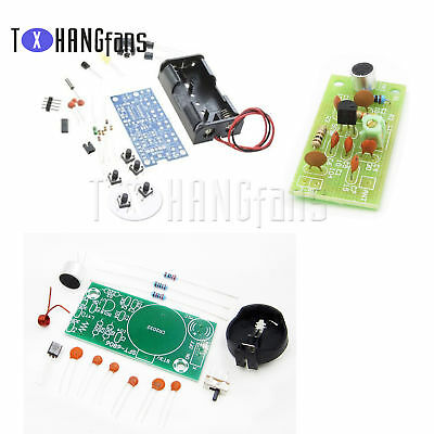 Wireless Stereo FM Radio Receiver Module PCB DIY Electronic Kits ATF