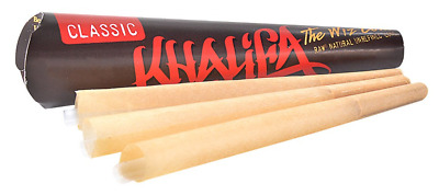 RAW Classic WIZ KHALIFA King Size Cones - 25 PACKS - Pre Rolled 3 Per Pack
