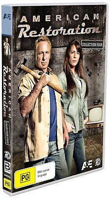 American Restoration: Collection 4  DVD $13.99