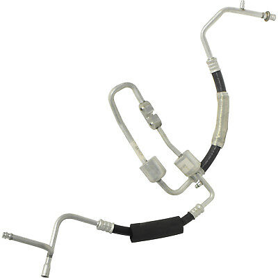 A/C Manifold Hose Assembly-Suction and Discharge Assembly fits 96-98 Mustang