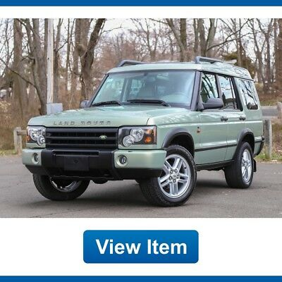 Land Rover Discovery SE 2004 Land Rover Discovery SE Serviced Low 94K mi Fully Serviced California!