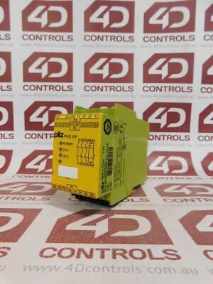 Pilz PNOZ X3P Safety Relay - Used