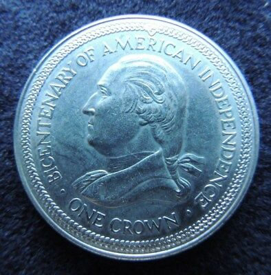 Isle  Of  Man     1976   Crown       Bu         Only  50,000        Elizabeth Ii