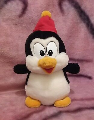 "Vintage Chilly Willy Plush Stuffed Animal 10"" Universal City Studios 1989"
