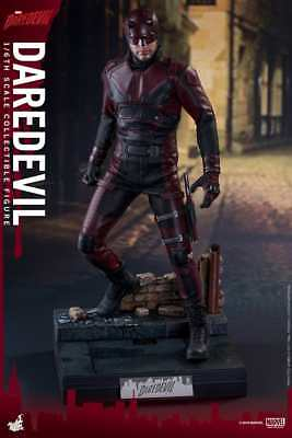 LAYBY DEPOSIT! HOT TOYS 1/6 TMS 03 DAREDEVIL PRICE is $439.99