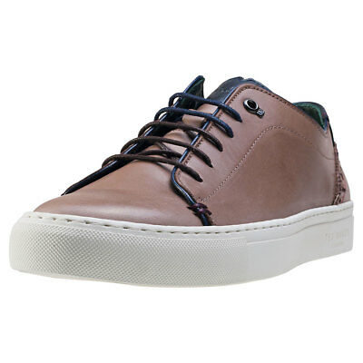 Mens 35 8 Trainers Picclick Uk Kiing Ted Baker 15 Tan Leather 8q4wEYx