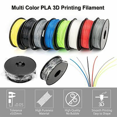 3D Printer Filament 1.75mm ABS/PLA 1KG/Roll 2.2lb For Engineer Drawing Modeling