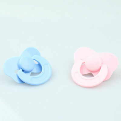 New Dolls Pacifier not Magnetic Fit for Reborn Baby Doll Dummy Dolls Accessories