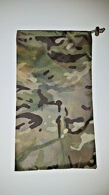 Multicam / Mtp Military Basha Shelter Sheet Stuff Sack