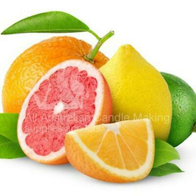 Lime and Grapefruit Candle Fragrance