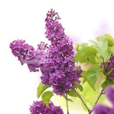 Lilacs Candle Fragrance