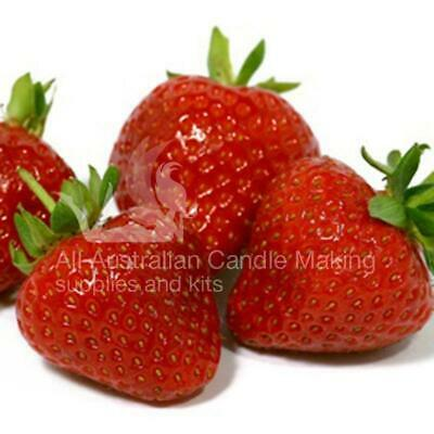 Strawberry Candle Fragrance