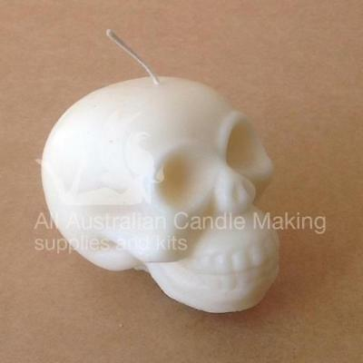 Skull Silicon Candle Mould