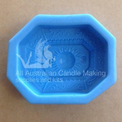 Fancy detailed Silicon Soap Mould