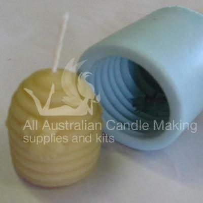 Small silicon Beehive mould 4cm