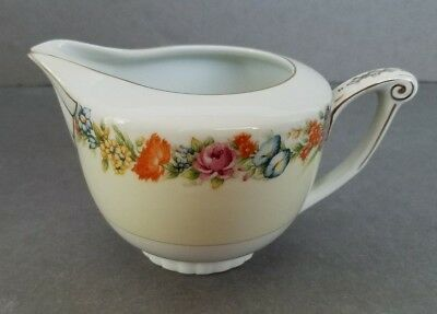 Vintage Kingsley Narumi China Occupied Japan ~ Stratford Creamer