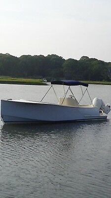 Custom Built 25 Foot Center Console Cruising Fishing, NO RESERVE, Trades Welcome