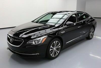 Buick Lacrosse Essence Texas Direct Auto 2017 Essence Used 3.6L V6 24V Automatic FWD Sedan OnStar
