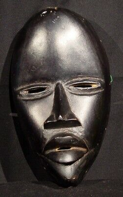 Dan tribe    deangle style mask from Liberia, west Africa