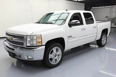 Chevrolet Silverado 1500 LT Texas Direct Auto 2012 LT Used 5.3L V8 16V Automatic 4X2 Pickup Truck Premium
