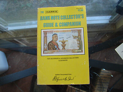 Bank Note Collectora guide  and Companion  1976 by Felix