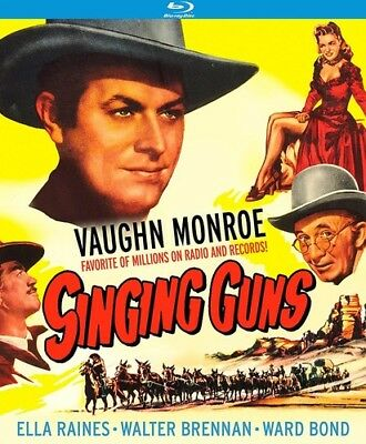 Singing Guns [New Blu-ray]