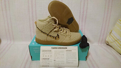 2cc47a32c320 Size 6.5 ( Women s 8) Nike Dunk High Premium SB Chicken and Waffles 313171