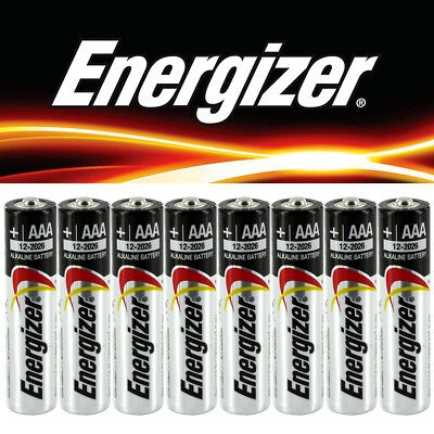 40 20 10 X New Duracell Maxell Energizer AA AAA CR2032 Alkaline Batteries
