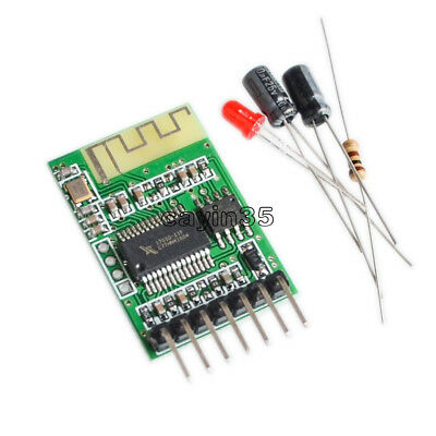 Bluetooth 4.0 Audio Receiver Template Stereo Power Amplifier Modified Module UK