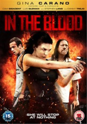 Gina Carano, Cam Gigandet-In the Blood  DVD NEUF
