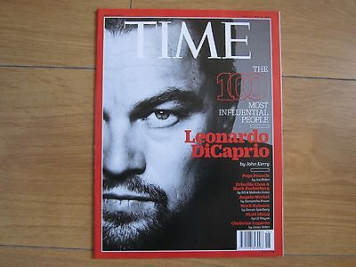 Time Magazine 100 Most Influential People In The World New.